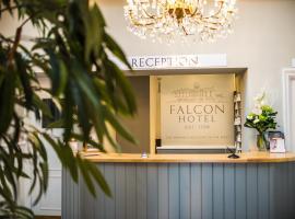 The Falcon Hotel, Bude
