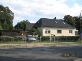 Gäste- & Ferienwohnung Schumann