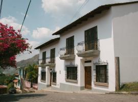 La Casa de Don Santiago, Copán