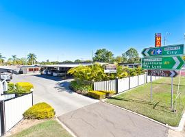 Charters Towers Motel, Charters Towers