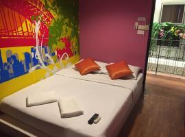 Take A Nap Hostel, Bangkok