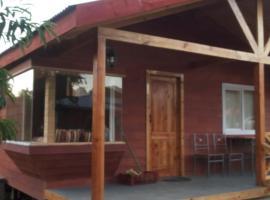 Cabañas El Sauce, La Ensenada