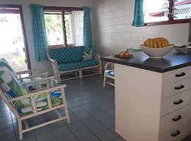 Reef Motel - Aitutaki, Arutanga