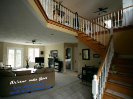 Laughing Waters Bed & Breakfast and Vacation Rental, Algoma Mills