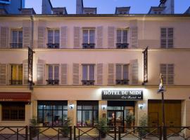 Hôtel Du Midi Gare de Lyon,
