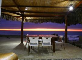 Casa Gonzales Gonzales, Canoas De Punta Sal