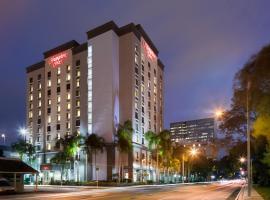 Hampton Inn Ft. Lauderdale /Downtown Las Olas Area,