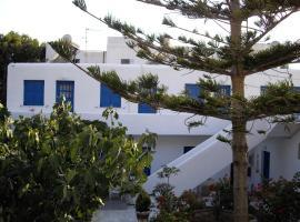 Pension Marina, Tourlos