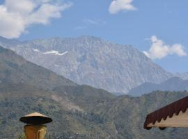 Deluxe stay in central Dharamshala, Dharamshala