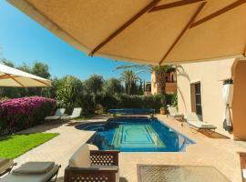 Villa Abalya 22, Marraquexe