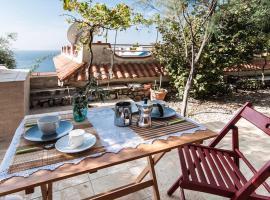 Verdemare Cottage, Gaeta