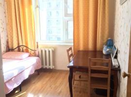 Tamir's Apartment, Ułan Bator