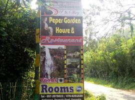 Pepper Garden House & Restaurant, Haputale