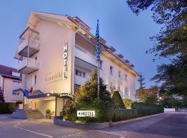Hotel Kriemhild am Hirschgarten