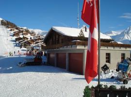 Chalet Skilift, Rosswald