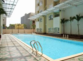 Blue Sea View Apartment, Vung Tau