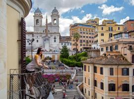 The Inn at the Spanish Steps, Rzym