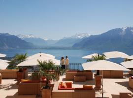 Le Mirador Resort & Spa, Vevey
