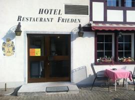 Hotel - Restaurant Frieden, Kemptthal
