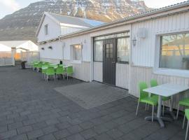 Kaffihúsid Eskifirdi, Eskifjörður