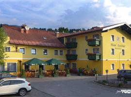 Hotel-Gasthof Feichter, Schladming