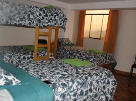 Samurai's Bed and Breakfast, Cuzco