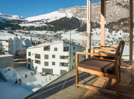 Edelweiss Mountain Suites 06-08, Flims