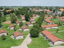 Holiday home Watersportpark De Pharshoeke 3, Heeg