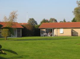 Holiday home Watersportpark De Pharshoeke 1, Heeg