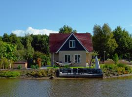 Holiday home Vakantiepark Het Timmerholt 7, Westerbork