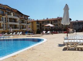 Aqua Dreams Apartments, Sveti Vlas