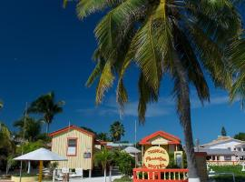 Tropical Paradise, Caye Corker