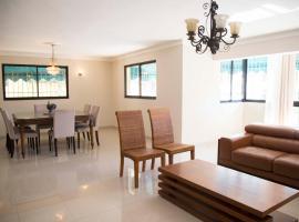 3 bedroom apartment in Bella Vista, Monte Adentro