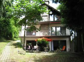 Attractive Apartment in Immerath Eifel with Paved Garden