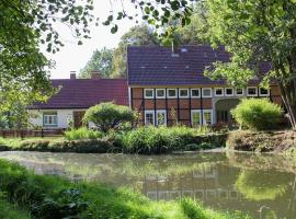 Chic Holiday Home near Forest in Hessisch Oldendorf Germany