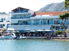 Hotel Mike, Ancient Epidavros