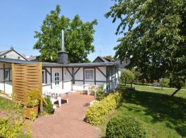 Cozy Holiday Home with Private terrace in Mastershausen