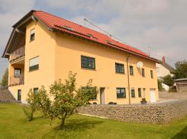 Spacious Apartment With Garden in Welschbillig Germany