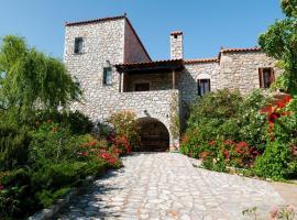 Elise Cottage, Vathí
