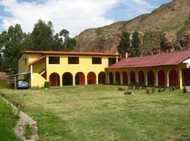 Los Arcos de Tarabamba, Urubamba