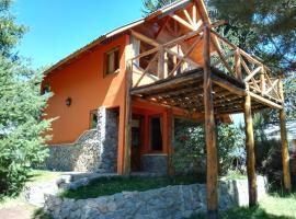 Chepehuen Cabañas, Villa Pehuenia