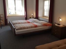 Hotel de la Couronne, Saint-Ursanne