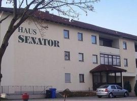 Appartementhaus Senator