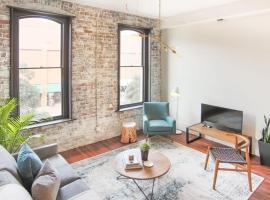 The Grant - One-Bedroom Broughton Street (203B), Savannah