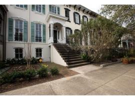 Commodore's Quarters - One-Bedroom, Savannah