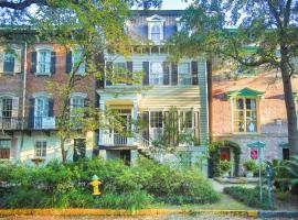 Cohen House Garden Apartment - One-Bedroom, Savannah