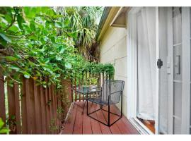 Lucky Lane Carriage House - One-Bedroom, Savannah