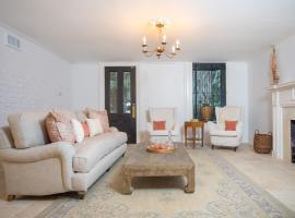 Mansion on Madison Garden Apartment - One-Bedroom, Savannah