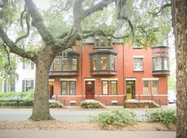 Delia Row - 903B - One-Bedroom, Savannah