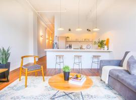 The Grant - Two-Bedroom Broughton Street (207), Savannah